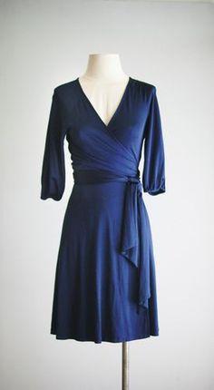 Diane Von Furstenberg Wrap Dress size 8 - on Ebay!