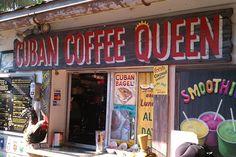 The BEST Cuban coffee in Key West - Cuban Coffee Queen