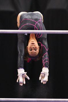 Jordyn on Bars at 2012 Visa Championships!