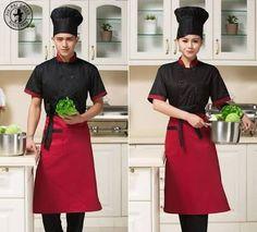 casual restaurant uniform - Pesquisa Google