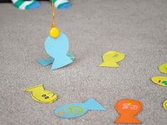 Cool project from www.kiwicrate.com/diy: Magnetic Fishing Game
