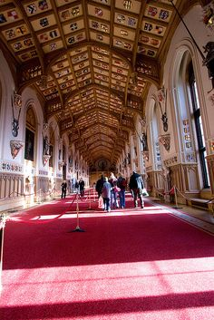 Windsor Castle ~ London, England
