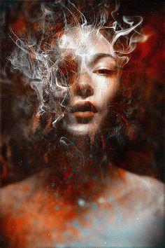 By Federico Bebber, rust and smoke.