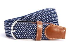 Give your accessories a new-season upgrade with our elasticated woven belts. These stylish belts are also featuring a beautiful stirrup accent. Fit with the slightest bit of stretch in the elastic web
