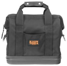 Find the Klein Tools 15 in. Cordura Ballistic Nylon Tool Bag nylon combines  the versatility of a tool tote with the practicality and security of a  large 71a85b3d11b43