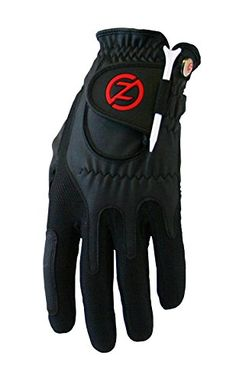 Zero Friction Men's Golf Gloves, Right Hand, One Size, Black - http://golf.shopping-craze.com/index.php/2016/06/04/zero-friction-mens-golf-gloves-right-hand-one-size-black/