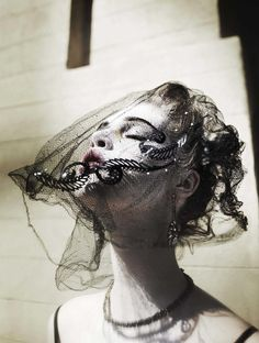 Arno Frugier - Photographer  Tom Van Dorpe - Fashion Editor/Stylist  Roberto Di Cuia - Hair Stylist  Niki Mnray - Makeup Artist  Anais Pouliot - Model