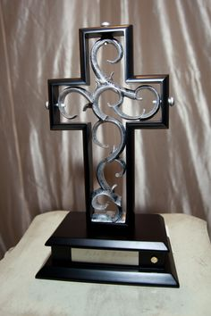 our unity cross. One my favorite things from the wedding.
