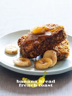 Banana Bread French Toast | 17 Truly Next-Level Ways To Make French Toast // coating french toast in corn flakes is the best thing EVER!