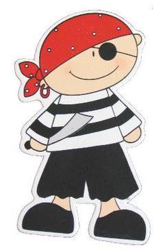 -piratilla gracioso