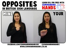 The British Sign Language or BSL is the Sign language that is used widely by the people in the United Kingdom. This Language is preferred over other languages by a large number of deaf people in the United Kingdom. Deaf Language, English Sign Language, Baby Sign Language Chart, Simple Sign Language, Sign Language Phrases, Sign Language Alphabet, Sign Language Interpreter, Learn Sign Language, American Sign Language