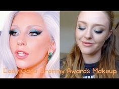 Lady Gaga ♡ 2015 Grammy Awards ♡ Makeup Tutorial | LulaBella11 - YouTube