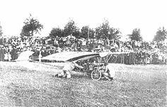 Demoiselle do nosso Santos-Dumont - Pioneiros na aviação -