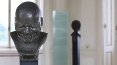 Franz Xaver Messerschmidt, Belvedere - Photo: Patrick Schabus Franz Xaver Messerschmidt, Buddha, Statue, Leather, Art, Art Background, Kunst, Gcse Art, Sculptures