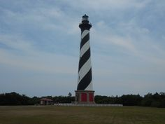 Hatteras  Lighthouse  pretty awesome close up. Go see for yourself:)