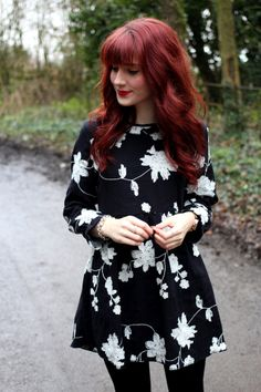 What I Wore | A Smock Dress of Dreams http://wonderful--you.blogspot.co.uk/