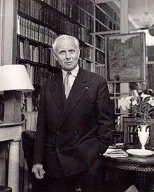 Louis Aragon (Louis Andrieux) (1897-1982)Poet,Novelist,Editor