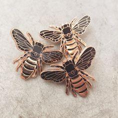 Image of Honey Bee Lapel Pin