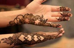 Eid Mehndi Designs | Latest Pakistani Mehndi Designs For Hands