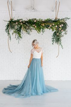 It's clear that two-piece wedding dresses are a popular trend that brides everywhere are embracing, and we are thrilled beyond belief to see so many designers offering separates to support the idea of walking down the aisle in a unique skirt + top combo. The best part about bridal separates is that you can mix …
