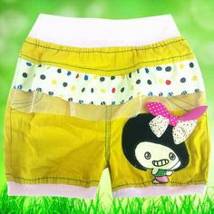 2014 New Arrival Fashion Girl's Shorts Brand Children's Clothing Summer Roupa Infantil Casual Girls Shorts Kids Cartoon Pant  $8.96 Sewing For Kids, Sewing Ideas, Girls Pants, Pants For Women, Kids Shorts, Cartoon Kids, Short Girls, Girl Fashion, Summer Outfits
