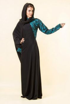Abaya | Abaya Designs Collection 2013-2014 | Abaya's from Al-Karam Qadri Group | All City Girls Number