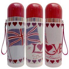 Jan Constantine Britannia Flask by Disaster Designs