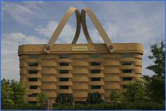Longaberger Basket Building