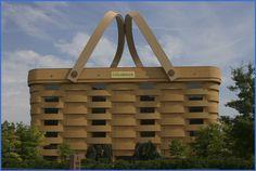 Longaberger Basket Building