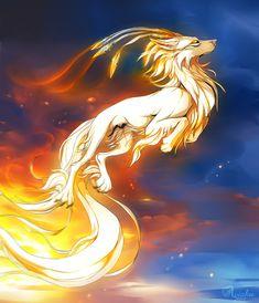 .:The Firebird:. by Aviaku.deviantart.com on @DeviantArt