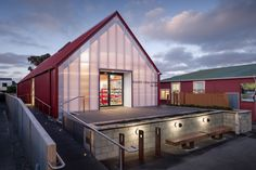 Gallery of Redcliffs Village Library / Young Architects - 6