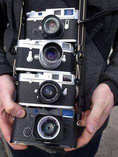 Tokyo Leica Style