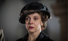 Mr Selfridge season 3: Amanda Abbington on Miss Mardle in mourning