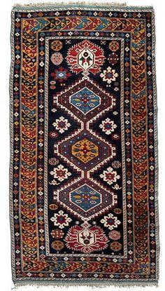Caucasian Karagashli, last quarter of the 19th century