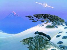 Bruce Ricker, Moon Planet