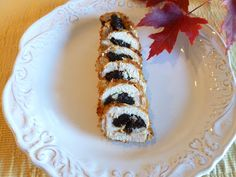 Wendy's Favorite Place: Chicken Roulade Stuffed with Garlic and Prunes