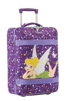 Tinkerbell And Friends, Disney Fairies, Craft Show Displays, Shop Displays, Window Displays, Tinker Bell Tattoo, Disney Luggage, Samsonite Luggage, Purple Camo