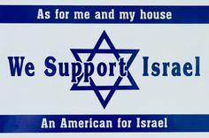 G-d bless Israel!