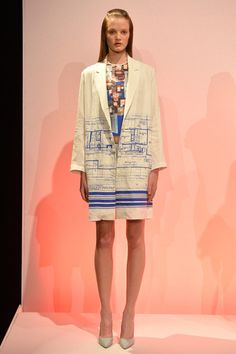 Clover Canyon | Spring 2014 Ready-to-Wear Collection | Style.com