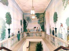 From Paris to Cannes: Graphic Designer Pum Lefebure's Favorite French Travel Inspirations: Hotel du Cap-Eden-Roc Washington Ballet, Antibes France, Cannes France, Travel Inspiration, Places To Visit, Cap, Graphic Design, French, Paris