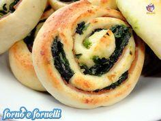 Girelle al prosciutto crudo e spinaci, ricetta sfiziosa