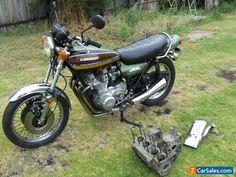 1973 Kawasaki Z1 For Sale | KAWASAKI Z1 900 | Pinterest