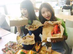 Yuju & Sowon