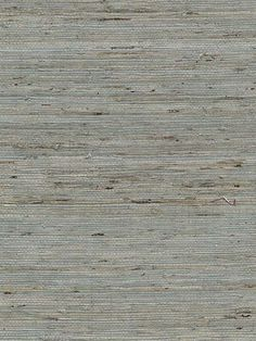 Grove Grasscloth Wallpaper - Go natural and neutral with this grasscloth wallpaper from the book Bamboo Grove. Asian Wallpaper, Grey Wallpaper, Textured Wallpaper, Tropical Wallpaper, Wallpaper Ideas, Seagrass Wallpaper, Dining Room Wallpaper, Grass Cloth Wallpaper, Bathroom Wallpaper