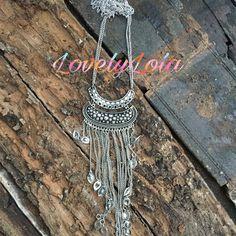 #newin #long #necklace #silver #germansilver #fashion #sale #life #love #lovelylola #luxury #banjara #bohemian #boho #beachlife #beautifulday #design #destinationwedding #wedding #event #reseller #trustedseller #friday #eid #follow4follow #like4like #america #instalike #instagood #instalove DM or whatsapp 7982447618 http://quotags.net/ipost/1543293884666717518/?code=BVq4ZyDl6VO