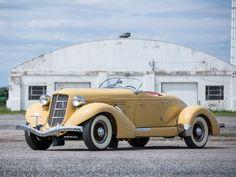 1935 Auburn Eight Supercharged Speedster | Monterey 2015 | RM Sotheby's