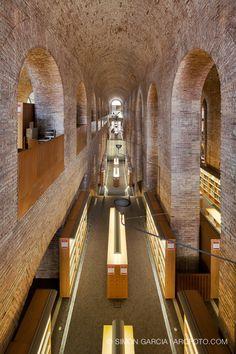 Biblioteca 'Dipòsit de les Aigües' | Barcelona