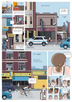 Snapchat, de Chris Ware  New Yorker (Parte 2)