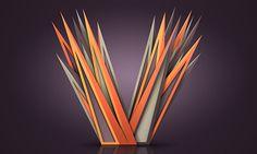 Área Visual - Blog de Arte y Diseño: Los trabajos tipográficos de Mario De Meyer