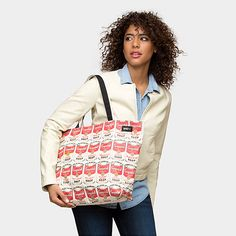 UNIQLO Andy Warhol Soup Can Tote Bag   MoMA Store